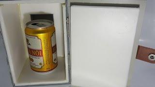 panduan membuat kulkas mini 12v lemari es untuk mobil