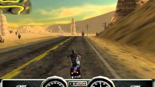 Harley Davidson : Race Across America (PC)