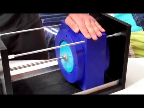 Working Perendev Magnet Motor! (2019)