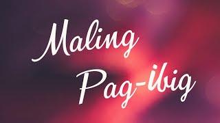 Gambar cover [Lyrics] Maling Pag-Ibig - Marion Aunor (Hanggang Kailan? OST)