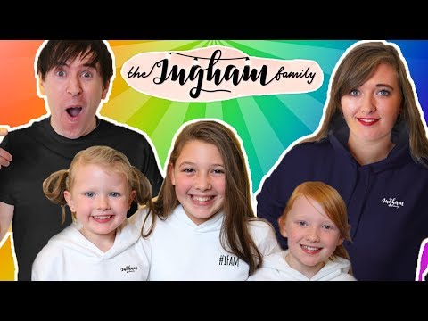 The Ingham Family! – 5 Things You Didn't Know About The IFAM