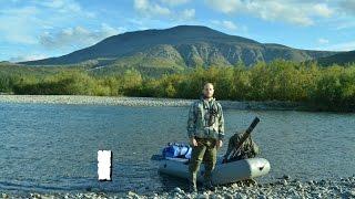 Крайний Север. Ямало - Ненецкий АО. Одиночный сплав по реке Собь (1 часть)