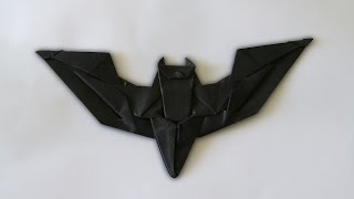 Origami: Batman Batarang ( Jeremy Shafer )