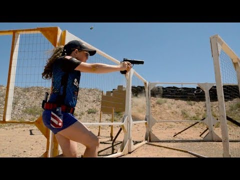 Team Springfield's Jalise and Justine Williams: GunVenture|S1 E10 P1
