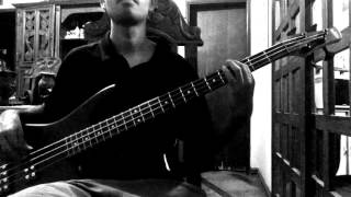 Seether - Fake It (Bass Cover)