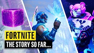 Fortnite | The Story So Far... All Live Events and Cinematics (Season 0 - Season X)
