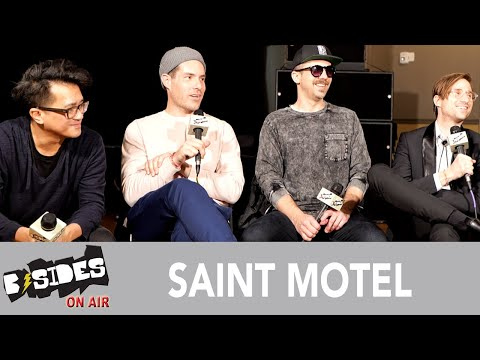 Saint Motel Talk Structured Approach To 'Original Motion Picture Soundtrack' Three EP Set