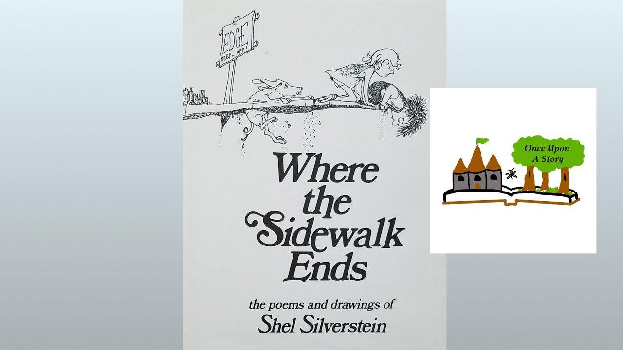 Shel Silverstein Books: Where The Sidewalk Ends By Shel Silverstein: Children's