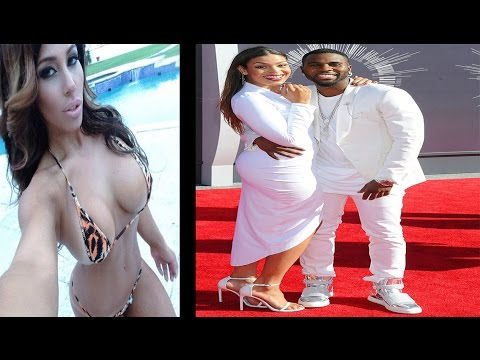 Jason Derulo Cheated On Jordin Sparks: Model Carmen Ortega Claims Secret Affair