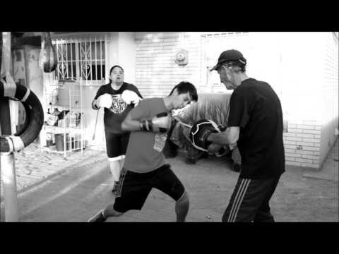 El Paso Boxing Hall Of Fame Coach Thomas Mckay Boxing Class