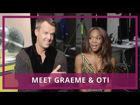 Strictly 2018   Graeme Swann & Oti Mabuse Interview Mp3