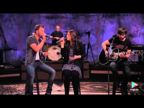 "Nothin' Like The First Time (Acoustic Performance) - Lady Antebellum ""Golden"""