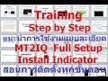 Training Step by Step MT2IQ + Indicator Sniper Signal Fx for IQ OPTION Autotrade