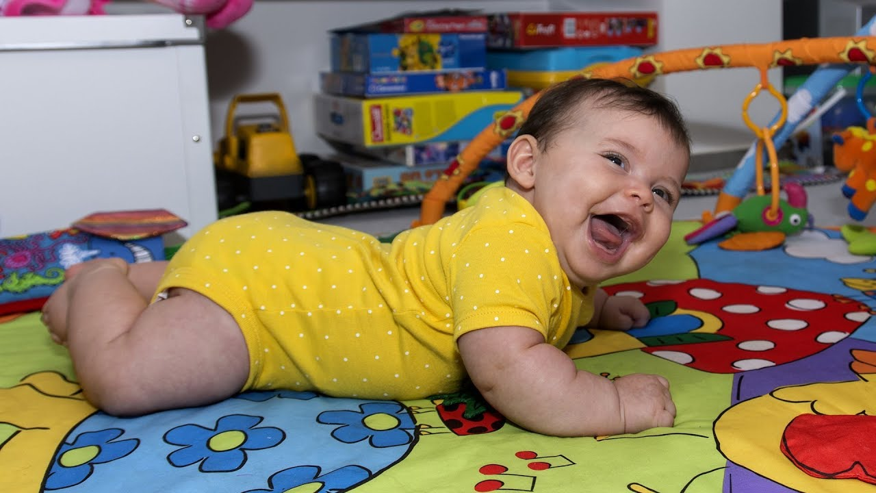 Download Funny Babies Laughing Hysterically Compilation (2018)
