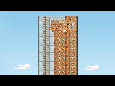 BUILDING WORLD'S HIGHEST SKYSCRAPER! (Project Highrise #2)