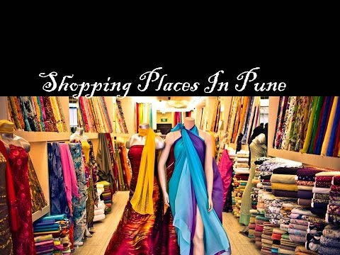 SHOPPING PLACES IN PUNE