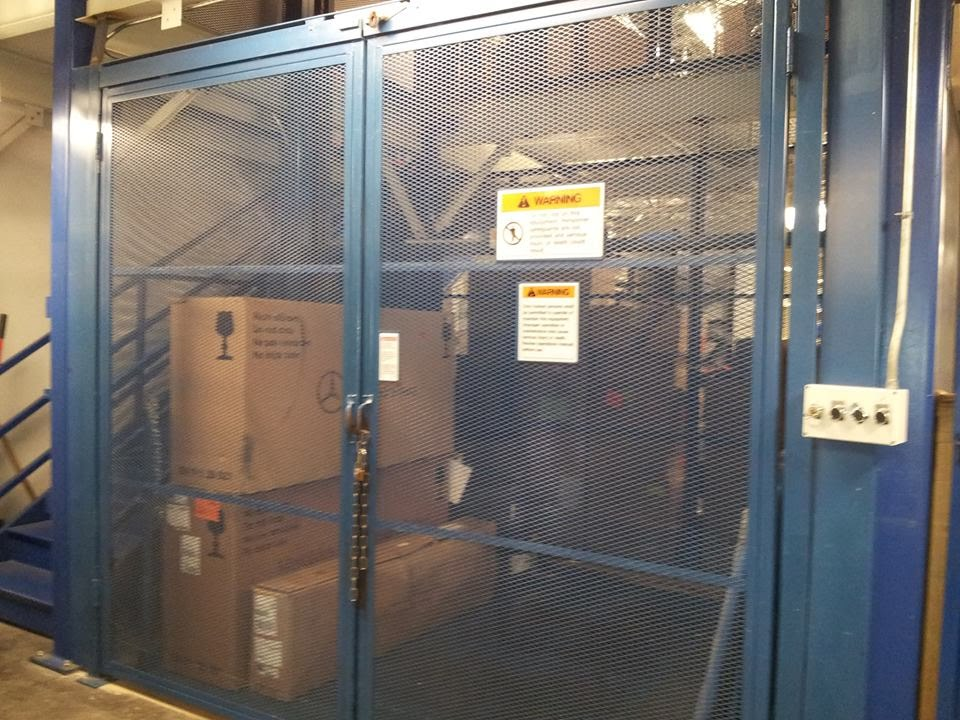 Amazing Willift Traction Freight Elevator Materials