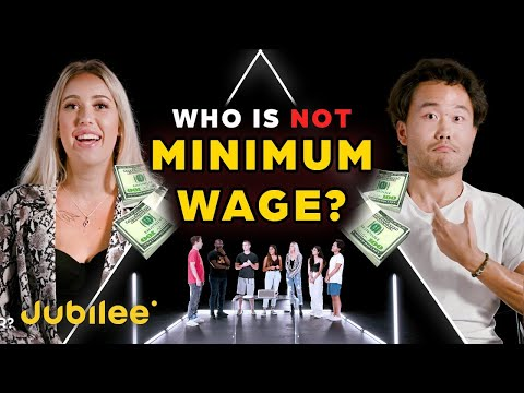 6 Minimum Wage Workers vs 1 Secret Millionaire