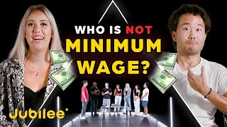 Download 6 Minimum Wage Workers vs 1 Secret Millionaire Mp3 and Videos