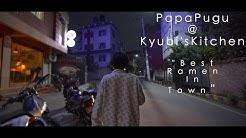 PapaPugu @ Kyubi's Kitchen (Best Ramen in Town)