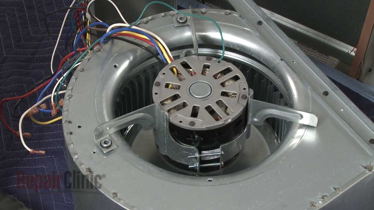 Blower Motor Replacement (part #S1