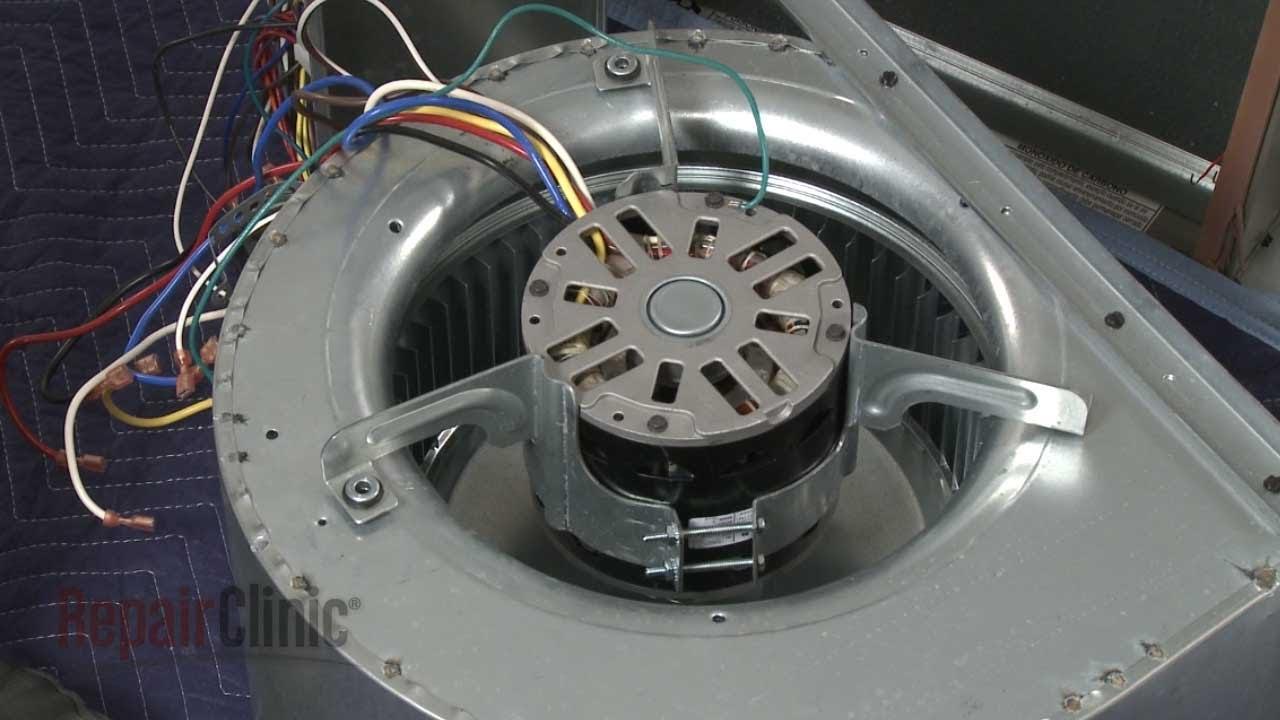 furnace blower fan wiring [ 1280 x 720 Pixel ]