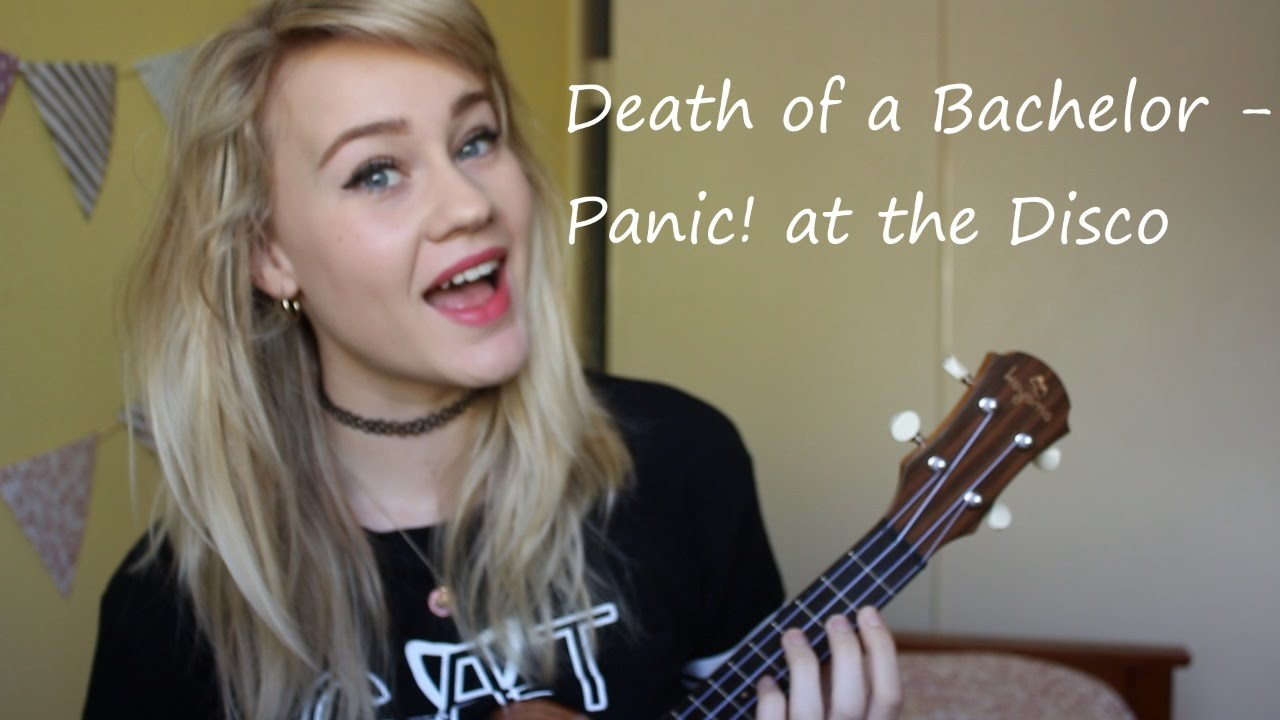 death of a bachelor panic at the disco ukulele cover chords chordify. Black Bedroom Furniture Sets. Home Design Ideas
