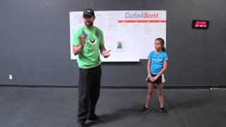 Teaching Kids How to Squat