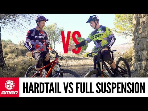 Hardtail Bike Vs  Full Suspension Bike | Do You Need A Top-Of-The