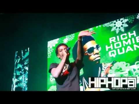 "Rich Homie Quan Performs ""My Nigga"" & ""Some Type of Way"" Live at Street Execs 2013 Xmas Concert"