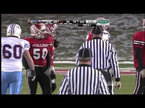 Stillman Valley HS Football Championship Nov 29 2013