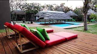Kosi Bay Lodge - Accommodation Kosi Bay South Africa - Africa Travel Channel