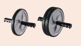 Гимнастический ролик (колесо)