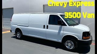 homepage tile video photo for Dream Tow Rig: Chevy Express 3500 (Dream Garage Series)