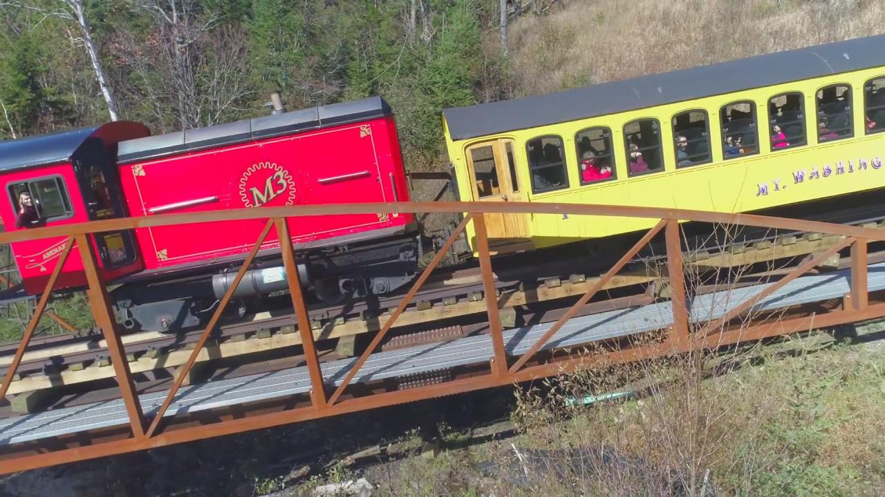 Mount Washington Cog Railway, Bretton Woods, NH 03575