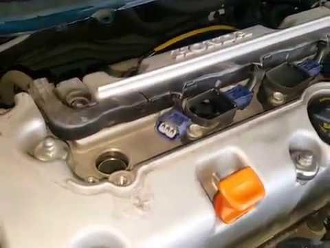 9th gen 2012-2015 Honda Civic Si spark plug change