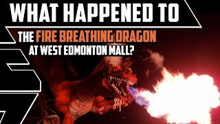 What happened to the Dragon at Silver City Theatre in West Edmonton Mall? - Best Edmonton Mall