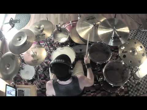 Erotomania - Dream Theater drum cover