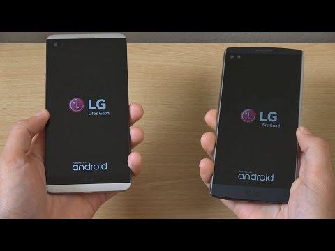LG V20 vs LG V10 - Speed Test!