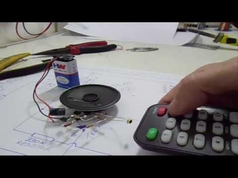Teste de controle remoto - Remote test - Prueba a distancia - การทดสอบระยะไกล - 遠隔テスト - 远程测试