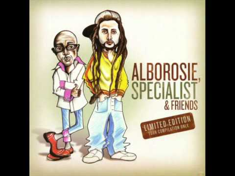 Alborosie Specialist & Friends - 19 Can't Let you Go feat Nikki Burt .wmv