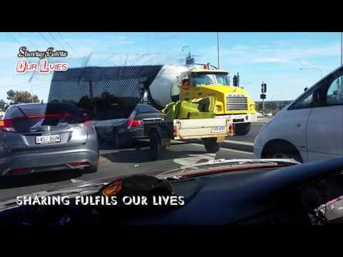 Daily Life Activities in Australia Street view driving around Australia