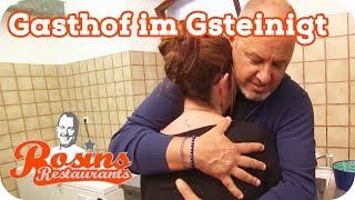 Frank vom Testessen angetan - Doch Inge am Boden zerstört   2/7   Rosins Restaurants   Kabel Eins