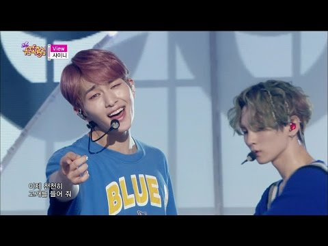 【TVPP】SHINee - View, 샤이니 - 뷰 @ Comeback Stage, Show Music Core Live
