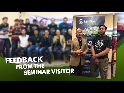 Our Client`s Feedback After Seminar in Kota Bharu, Malaysia
