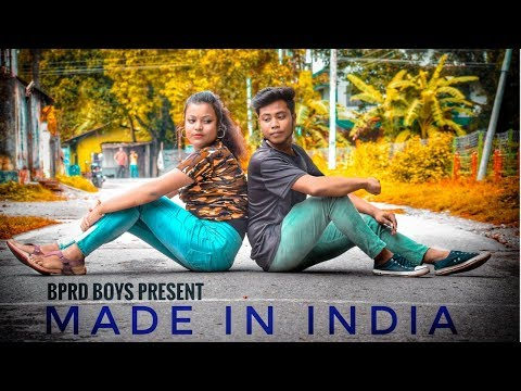 made in india  //feat Ariyan and Nisha