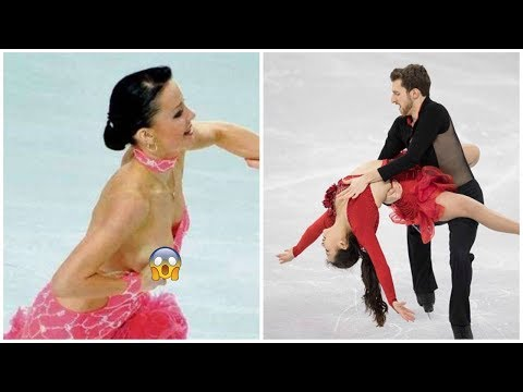 10 EMBARRASSING Olympic Athletes Wardrobe Malfunctions