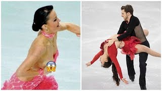 10 EMBARRASSING Olympic Athlete Wardrobe Malfunctions
