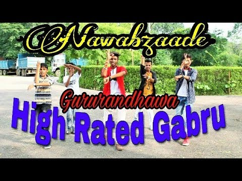 High Rated Gabru Dance Performance | Nawabzaade | Guru Randhawa