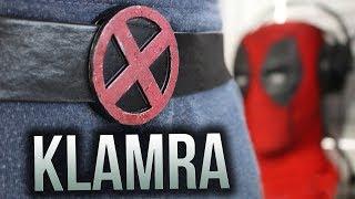 Klamra X-Men - #Drukowanie3D z Dymem